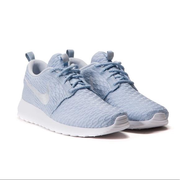 Nike Roshe Flyknit Light Armory Blue